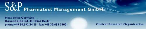 S & P Pharmatest Management GmbH